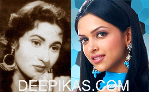 Comparing Madhubala with Deepika Padukone